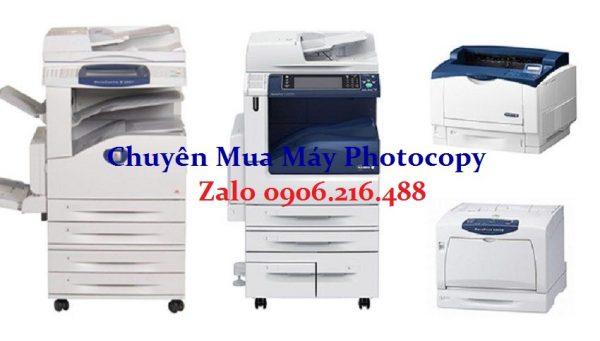 mua thanh lý máy photocopy