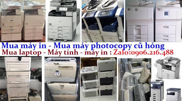 Thanh lý máy photocopy ricoh , fuji xerox ,Sharp , Canon, toshiba
